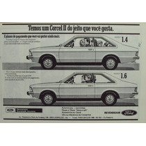Lote De Peças De Ford Corcel 2 1979