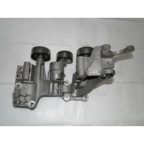 Suporte Compressor Alternador Esticadores Hyundai Sonata/12
