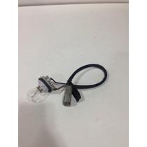 Conector Plug Lanterna Parachoque Traseiro Esquer Chery Qq