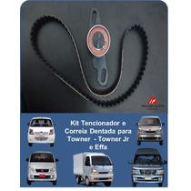Kit Tensor E Correia Dentada P/ Towner - Effa E Junior