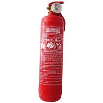 Extintor Incendio Abc 3 Polegadas Universal Pronta Entrega