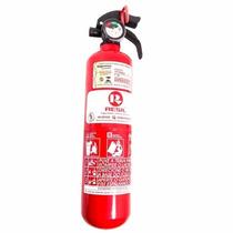 Extintor Incêndio Veicular Abc 5 Anos Novo Comprido Bujao