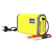 Carregador De Bateria Automotivo 6ah Com Indicativo De Carga