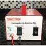 Carregador Portatil Para Baterias 12v Frete Gratis