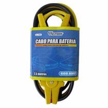 Cabo De Bateria - 600 Amp - Chupeta Carro