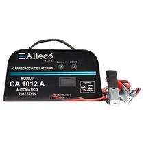 Carregador De Bateria 10a 12v Bivolt - Ca1012m - Alleco
