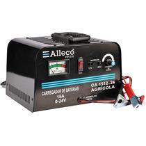 Carregador De Bateria Ca1512x24 12/24v 15a Agricola Bivolt