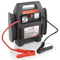 Auxiliar De Partida + Compressor De Ar + Carregador Bateria