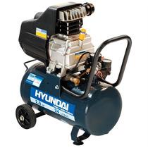 Compressor De Ar 24 Litros 2 Hp Profissional 110v Hyundai