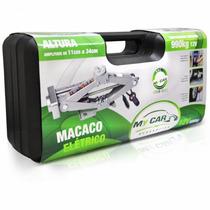 Macaco Elétrico 990kg 12v Com Controle Remoto - Mycar