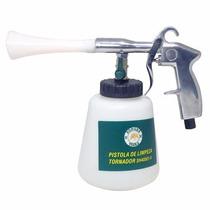 Pistola Tornador Higienização E Limpeza Automotiva