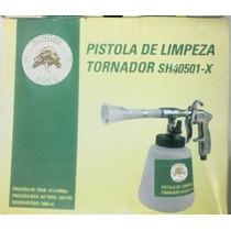 Pistola De Limpeza Tornador Profissional Songhe Tools