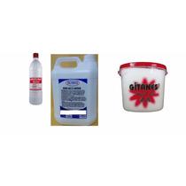Vaselina Liquida 1 Litro + Cera 5l + Gel Silicone 3 Kg