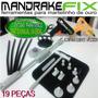Kit Repuxadeira Martelinho Ouro+ventosas+martelo E Pino
