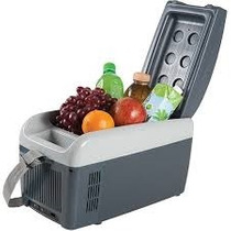 Mini Geladeira Portatil Black And Decker 12v Carro 6l Refrig