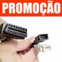 Cabo Adaptador 2x2 Audi Vw Seat Para Obd2 16 Pinos Promoção