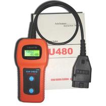 Scanner Automotivo Universal Obd2 - U480