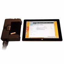 Scanner Automotivo Bmw Icom + Tablet Com Windows 8 V2015 Top