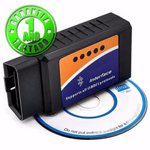 Scanner Diagnostico Carro Obd2 V1.5 Bluetooth Completo Fg