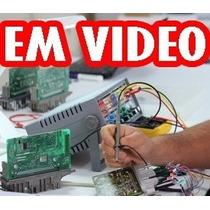 Curso Reparo Central De Injeção Eletrônica Ecu Lançamento 16