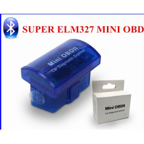 Super Mimi Scanner Automotivo Elm 327 Obd2 Menor Preço