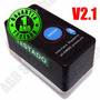 Scanner Diagnostic Carro Obd2 Bluetooth On/off -frete Gratis