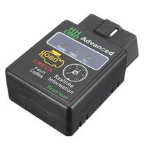 Scanner Automotivo Universal Obd2 Bluetooth Pc Diagnóstico