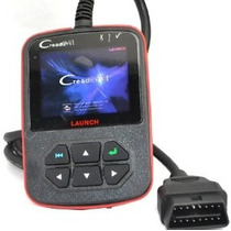 Scanner Automotivo Creader Vi Obd2 Português + Mini Scanner