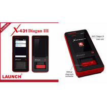 Scanner Automotivo Launch X431 Diagun I I I - Original