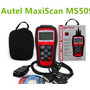 Scanner Automotivo Autel Maxiscan Ms509 Obdii
