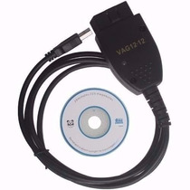 Cabo Vag 12.12.3 Vcds Hex Can Usb Vw Audi Golf Skoda