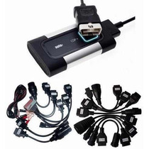 Scanner Automotivo Autocom Cdp+17 Cabos Incluso Cabo Cummins
