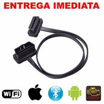 Cabo Extensão Scanner Diag Obd2 Bluetooth Wifi - Promoção