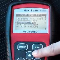 Scanner Automotivo Autel Maxiscan Ms509 Obdii Pronta Entrega