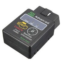 Scanner Automotivo Universal Obd2 Bluetooth Versão 2016 V1.5