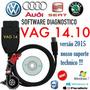 Cabo + Programa Vcds 14.10 Modelos 15/15! Mercadoenvios X12