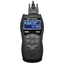 Scanner Automotivo Vgate Vs890 Menu Português Obd2 P.entrega