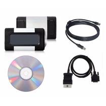 Scanner Para Carros E Caminhões Autocom Cdp+ Wa00160 14.02