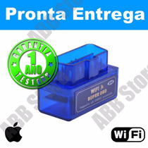 Scanner Diagnóstic Auto Obd2 Wifi Iphone Ipad Pronta Entrega