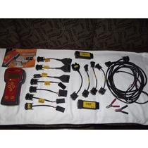 Scanner Automotivo Kaptor Flex Alfavest 13 Conectores + Cabo