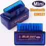 Scanner Automotivo Elm327 Obd2 V2.1 Bluetooth Diagnóstico Pe