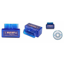 Mini Scanner Para Carros Obd2 Bluetooth Elm 327