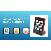 Atualização Launch X431 Diagun 2 / Software 2015 Português
