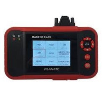 Master Scan Scanner Automotivo Planatc