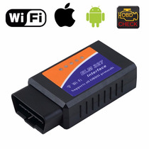Scanner Diagnóstico Automotivo Obd2 Wifi Iphone Ipad Android