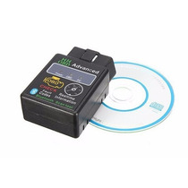 Mini Scanner Automotivo Obd2 Bluetooth Nova - Versão 2015
