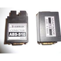 Rasther Tecnomotor - Kit 5 Conectores P/ Freio Abs