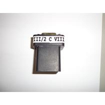 Rasther Tecnomotor - Conector Modelo C Vlll/2 P/ Renault