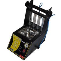 Máquina De Limpeza E Teste De Injetores Com Cuba De 1 Litro!
