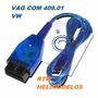 Scanner Vag-com 409 Para Injeçao Eletronica Vw Audi